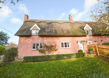 Thumbnail 2 bed cottage for sale in The Street, Lidgate, Newmarket