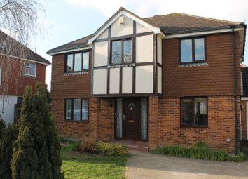 Thumbnail 4 bedroom property to rent in Silver Birch Drive, Worthing
