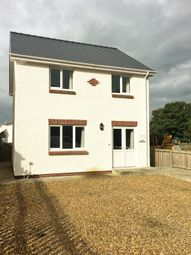 Thumbnail 3 bed detached house for sale in Penrhyncoch, Aberystwyth