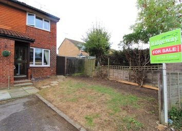 Thumbnail 2 bed end terrace house for sale in Chandos Close, Grange Park, Swindon