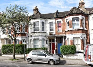Thumbnail 2 bed flat for sale in Elspeth Road, Clapham, London