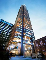 Thumbnail 1 bed flat for sale in Principle Tower, Worship Street, London