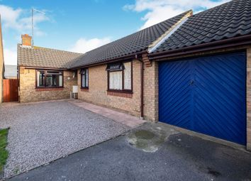 Thumbnail 3 bed detached bungalow for sale in Hoylake Drive, Farcet, Peterborough