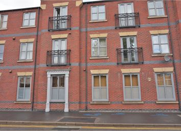 Thumbnail 2 bed flat for sale in 21 Baker Street, Hull