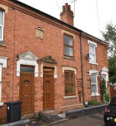 Thumbnail 2 bed terraced house for sale in St. Georges Lane North, Worcester