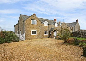 Thumbnail 4 bed detached house for sale in The Ridings, Leafield, Witney