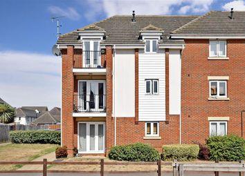 Thumbnail 1 bed flat for sale in Ingram Close, Larkfield, Aylesford, Kent