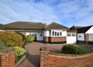 Thumbnail 4 bed bungalow for sale in Wick Estate, Southend-On-Sea, Essex