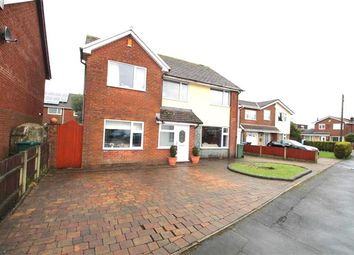 Thumbnail 4 bed property for sale in Balmoral Drive, Chorley