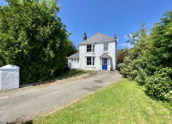 Thumbnail 4 bed detached house for sale in Dinas Cross, Newport