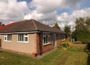 Thumbnail 2 bed bungalow for sale in Spinney Way, Silverdale, Nottinghamshire