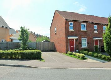 Thumbnail 2 bed end terrace house for sale in Hudgell Road, Stansted Mountfitchet