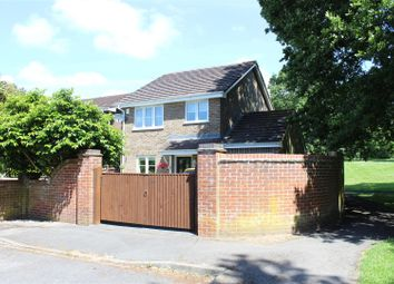 Thumbnail 3 bed detached house for sale in Otter Close, Bishopstoke, Eastleigh