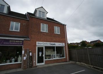 Thumbnail 2 bed flat to rent in Gregorys Way, Belper