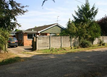 Thumbnail 3 bed detached bungalow for sale in Betts Green Road, Little Clacton, Clacton-On-Sea