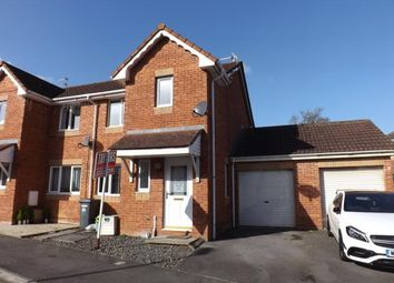 Thumbnail 3 bed semi-detached house for sale in Pinkers Mead, Emersons Green, Bristol