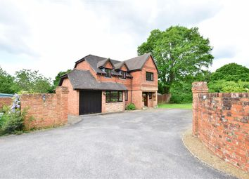 Thumbnail 5 bed detached house for sale in Eastbourne Road, Uckfield, East Sussex
