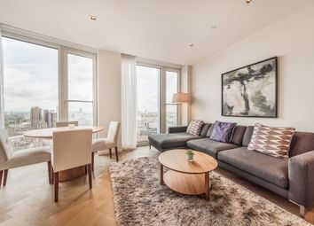 Thumbnail 1 bed flat for sale in 55 Upper Ground, London