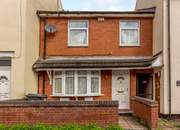 Thumbnail 3 bed terraced house for sale in Knox Road, Wolverhampton