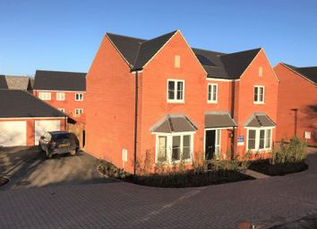 Thumbnail 4 bed detached house for sale in Cumberford Hill, Bloxham, Banbury