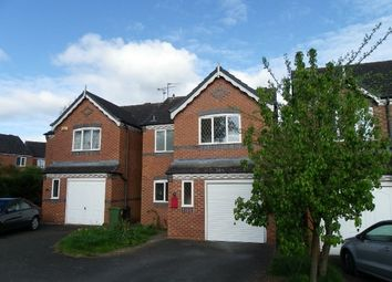 Thumbnail 3 bed detached house to rent in Bamburgh Crescent, Warndon, Worcester