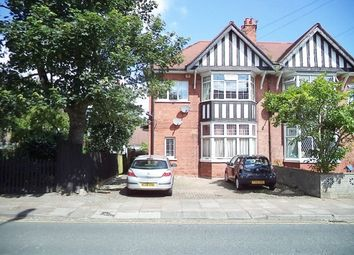 Thumbnail 2 bedroom maisonette to rent in Queens Parade, Cleethorpes