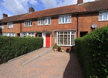 Thumbnail 3 bed terraced house for sale in Handside Lane, Welwyn Garden City, Hertfordshire