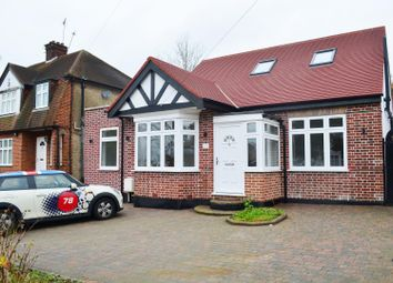 Thumbnail 4 bed bungalow to rent in Hillisde Road, Northwood