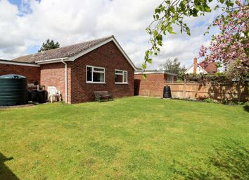 Thumbnail 3 bed detached bungalow for sale in Lime Tree Avenue, Long Stratton, Norwich