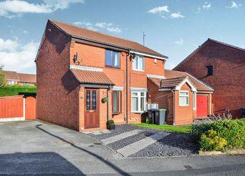 Thumbnail 2 bed semi-detached house for sale in Morden Road, Giltbrook, Nottingham