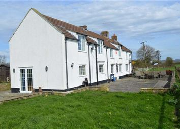 Thumbnail 5 bedroom detached house for sale in Puxton Road, Hewish, Weston-Super-Mare