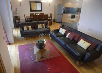 Thumbnail 3 bed flat to rent in Islington Gates, Newhall Street, Birmingham
