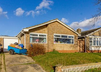 Thumbnail 2 bed detached bungalow for sale in Tunstall Drive, Lowestoft, Suffolk