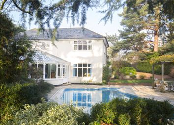 Thumbnail 6 bedroom property for sale in Leigh Hill Road, Cobham, Surrey