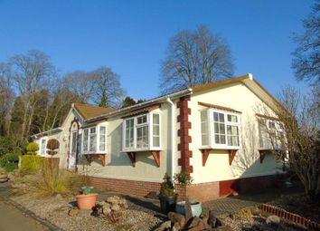 Thumbnail 2 bed mobile/park home for sale in Clanna Country Park, Clanna, Alvington, Lydney