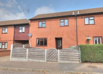 Thumbnail 3 bed terraced house for sale in Cowper Close, Mundesley