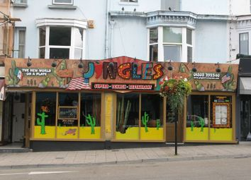 Thumbnail Restaurant/cafe for sale in Torwood Street, Torquay