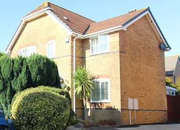 Thumbnail 4 bed detached house for sale in Peregrine Court, Undy, Caldicot