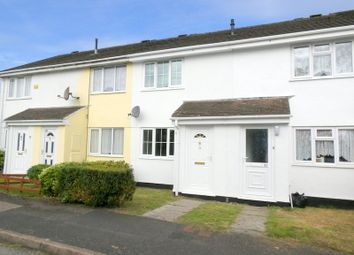 Thumbnail 2 bed terraced house for sale in Lynher Way, Callington