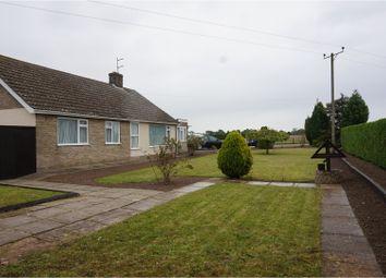 Thumbnail 4 bed detached bungalow for sale in West Dereham Road, Wretton