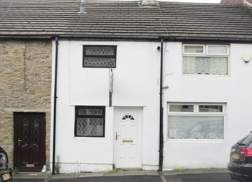 Thumbnail 1 bed terraced house to rent in Blackburn Road, Great Harwood, Blackburn