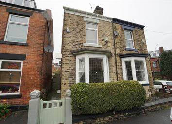 Thumbnail 3 bed semi-detached house for sale in Hunter Road, Hillsborough, Sheffield