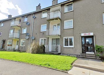 Thumbnail 2 bed flat for sale in Robertson Drive, Calderwood, East Kilbride