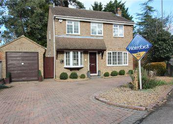 Thumbnail 4 bed detached house for sale in Abingdon Road, Sandhurst, Berkshire