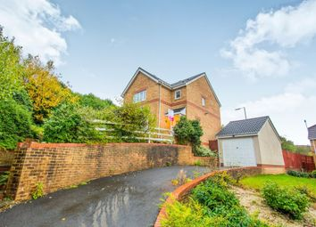 Thumbnail 3 bed detached house for sale in Ffordd Erw, Caerphilly