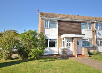 Thumbnail 2 bed end terrace house for sale in Homerton Close, Great Clacton, Clacton-On-Sea
