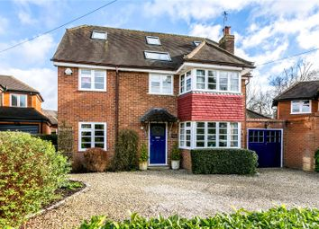 Thumbnail 5 bed detached house for sale in Gurnells Road, Seer Green, Beaconsfield, Buckinghamshire