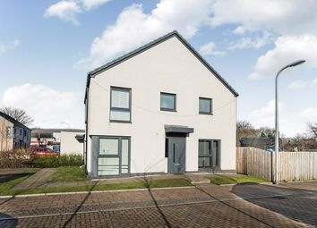 Thumbnail 3 bed semi-detached house for sale in Getter Grove, Twechar, Kilsyth, Glasgow
