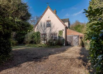 Thumbnail 4 bed detached house for sale in The Street, Aylmerton, Norwich