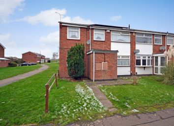 Thumbnail 4 bed end terrace house for sale in Tarrant Walk, Clifford Park, Coventry